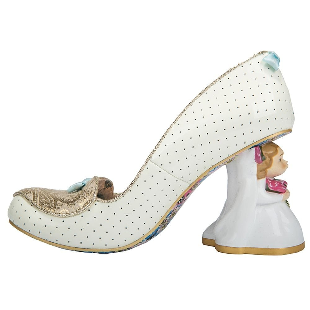 ... Groom Shaped Character Heels Irregular Choice I Do Quirky Wedding Shoes  With Bride And