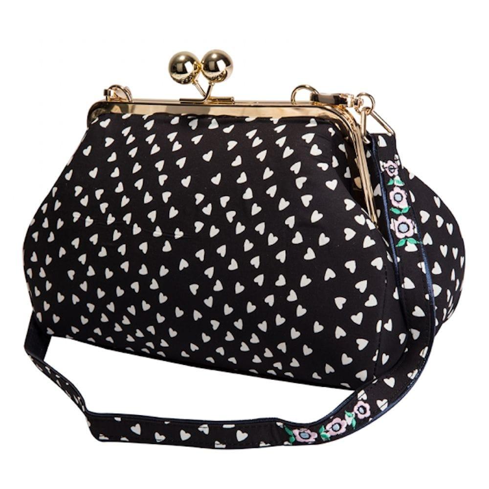 authentic prada backpacks - Buy Irregular Choice Lil Lamb Black Clutch Handbag FREE UK Postage
