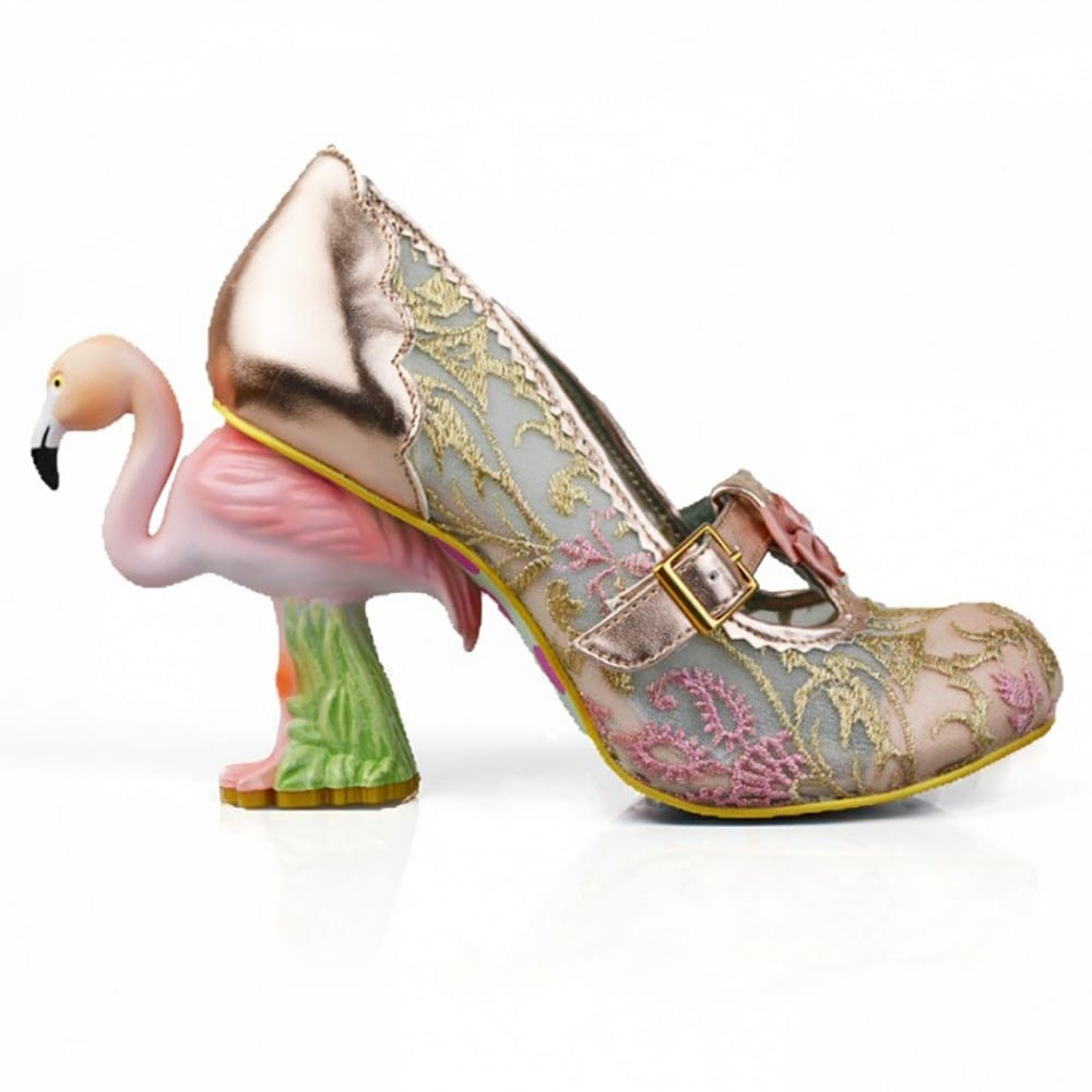 irregular choice flamenco free delivery millars shoe store. Black Bedroom Furniture Sets. Home Design Ideas
