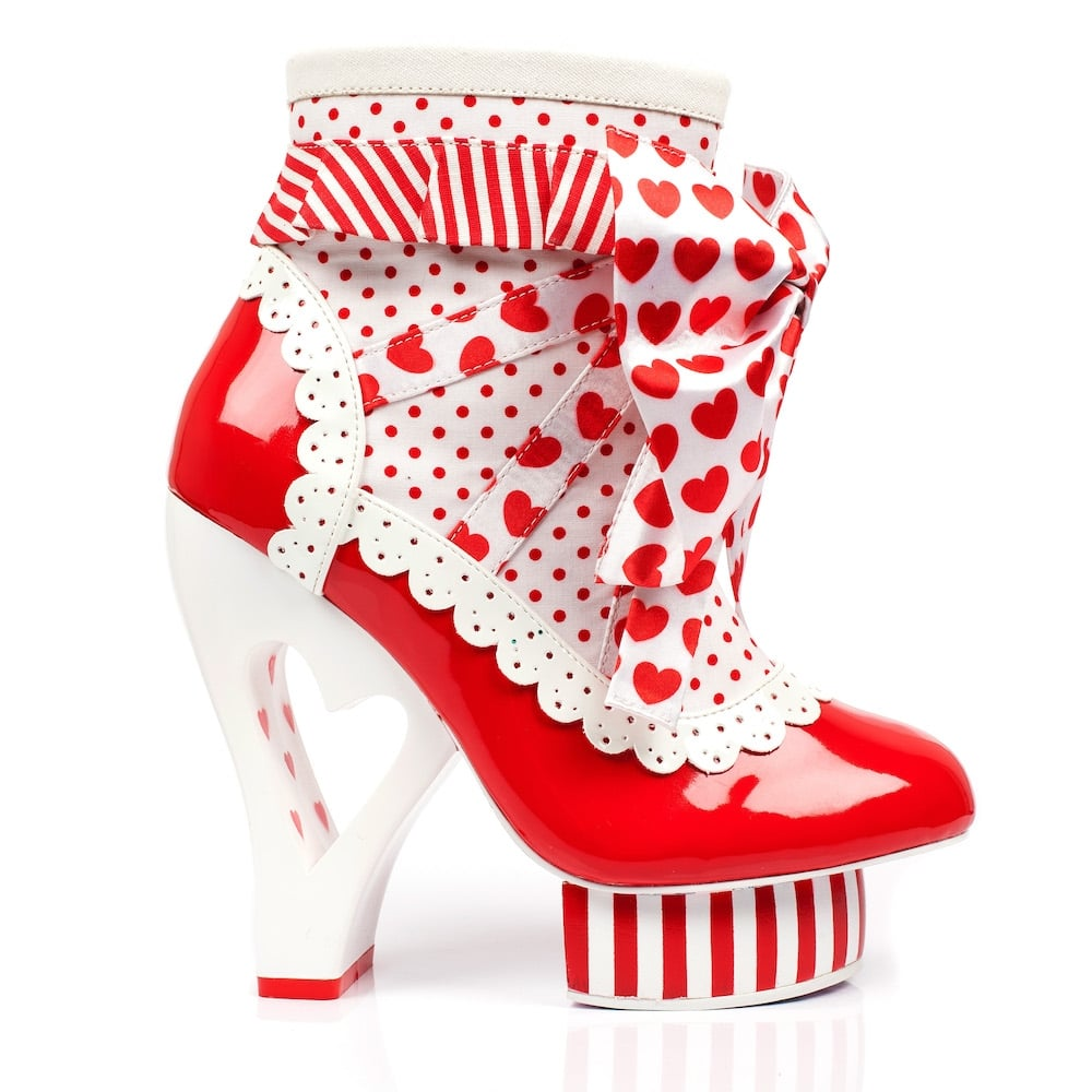 ... Irregular Choice Rosie with Love ...