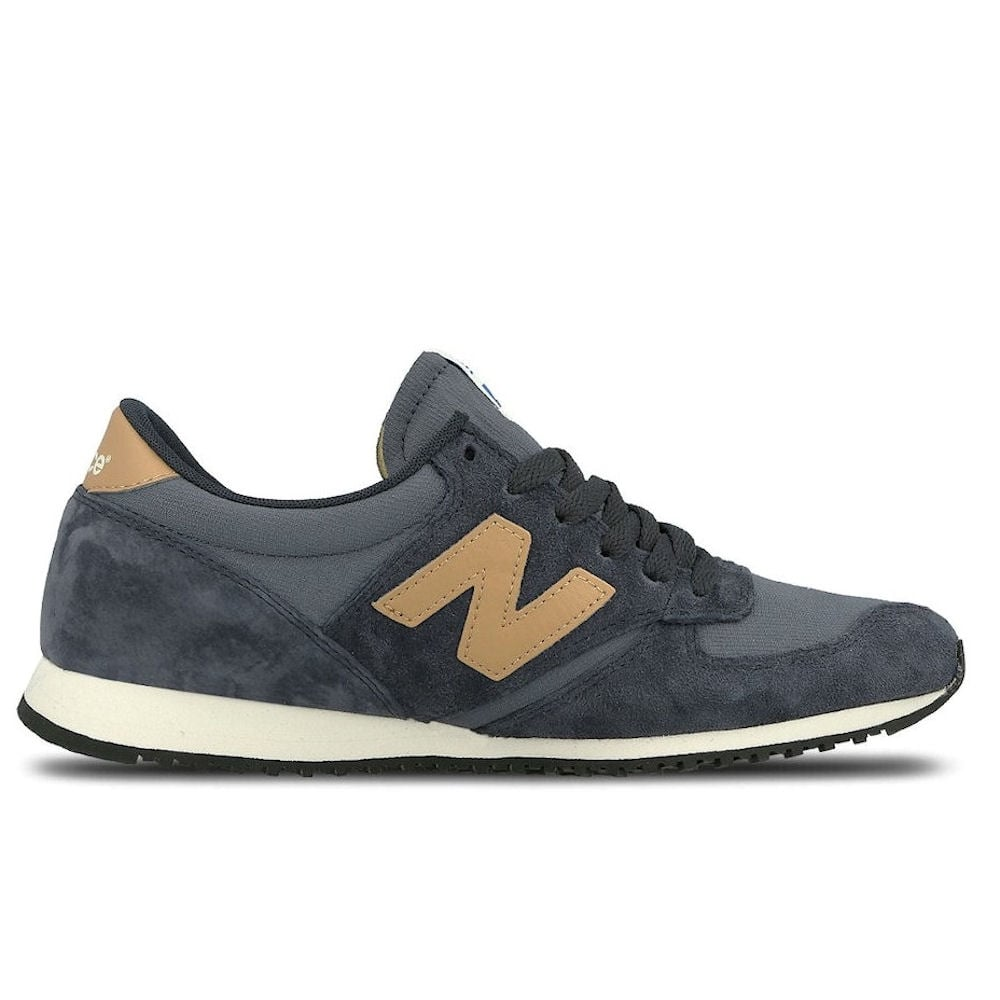 new balance 420 trainers in tan