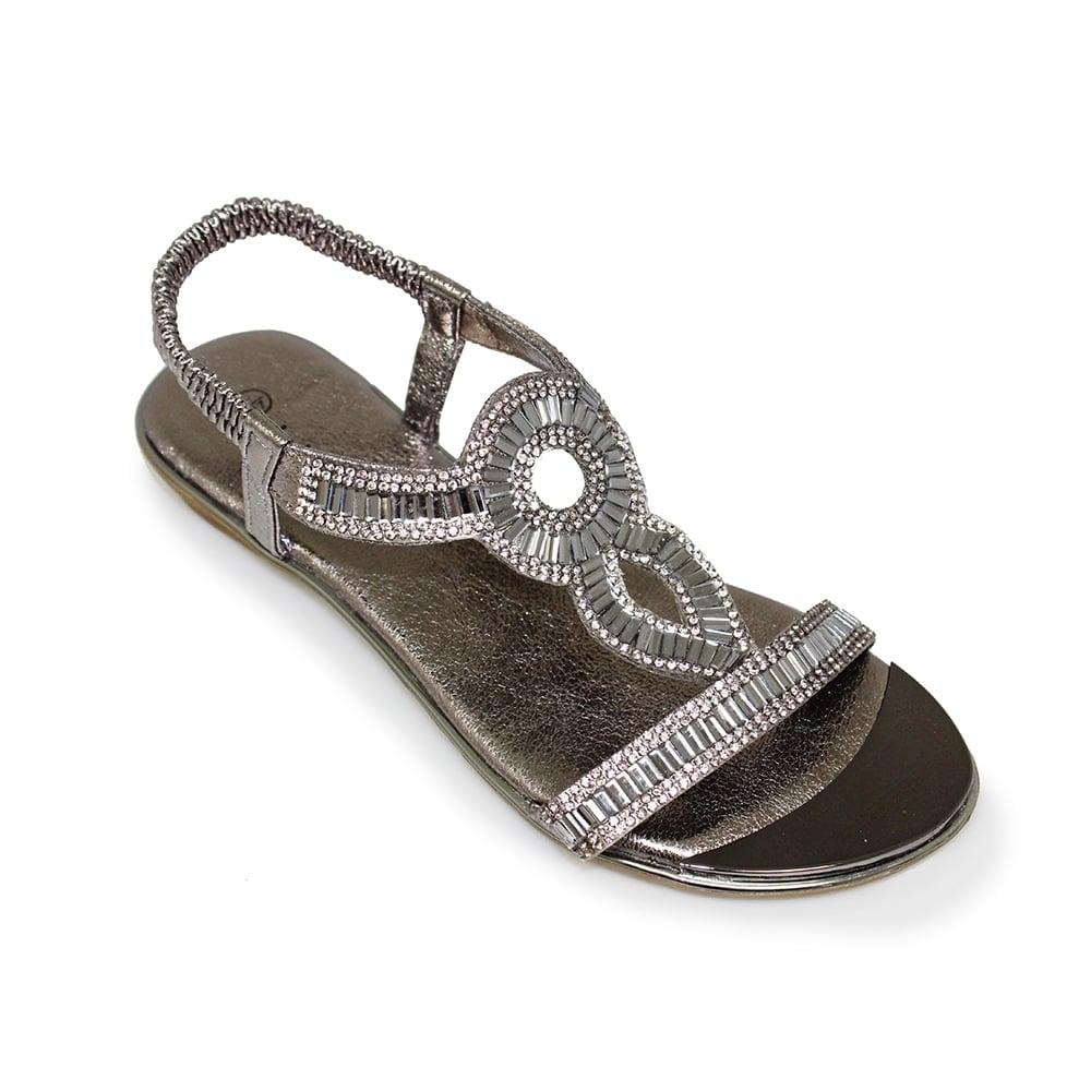 Precios En Línea Exclusiva Línea LUNAR Lunar Womens Sandal Samantha JLH882 rosa 38 Baúl De Descuento MNcuEorO1