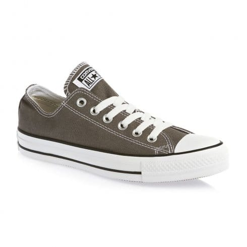 Converse Adult Ox Charcoal - All Star Lace Up Trainer