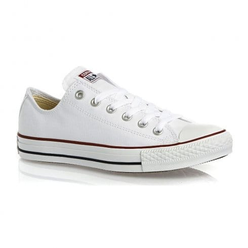 Converse Chuck Taylor All Star Lo White Unisex Sneaker