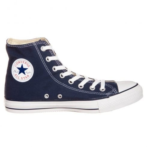 Converse Adult Navy Chuck Taylor All Star Hi Top Trainer Boot