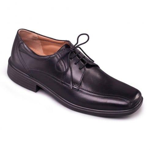 Padders Mens Aston Shoes - Black