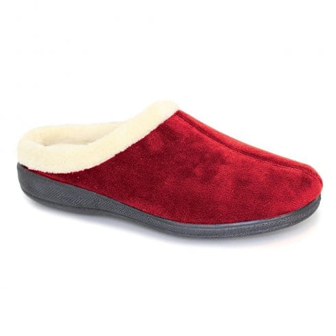 Lunar Doris Slipper - Red