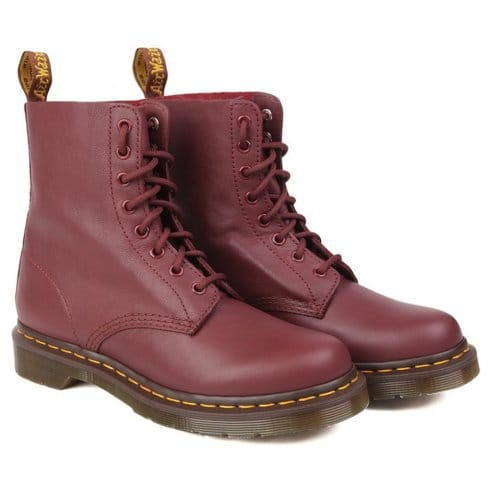 Dr. Martens Dr Martens Pascal Boot Cherry Red -13512411
