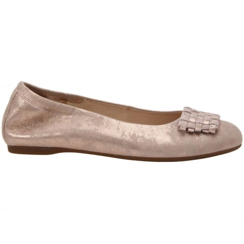Gabor Metallic Pumps - 4412264 - Rose