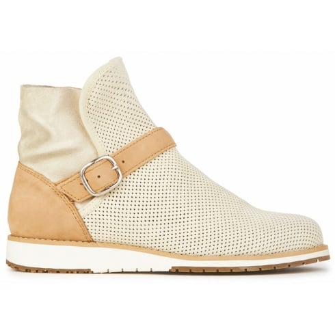 Emu Australia Emu Lorne Boots - W11175 - Cream