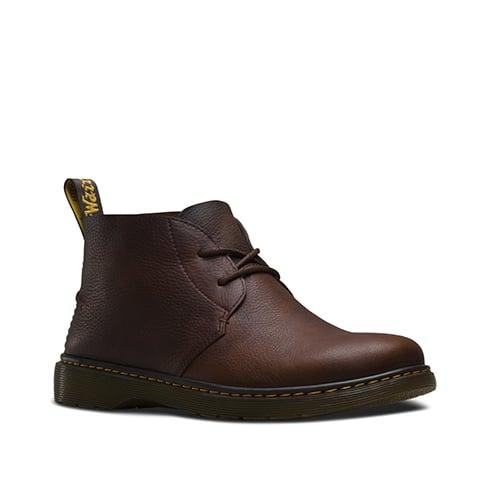 Dr. Martens Dr Martens Ember Ankle Boots - Dark Brown- 20391201