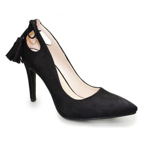 Lunar Carmel Court Shoes - Black FLH836