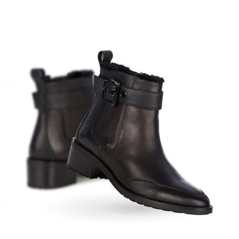 Emu Australia Emu Medlow Waterproof Chelsea Leather Womens Boots - Black