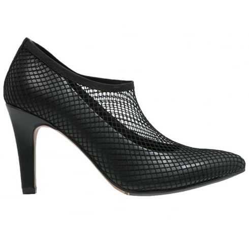 S.Oliver Womens Court Heels - 22410 - Black