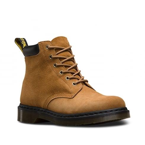 Dr. Martens Dr Martens 939 Soft Buck Womens Boots - Tan - 21639220