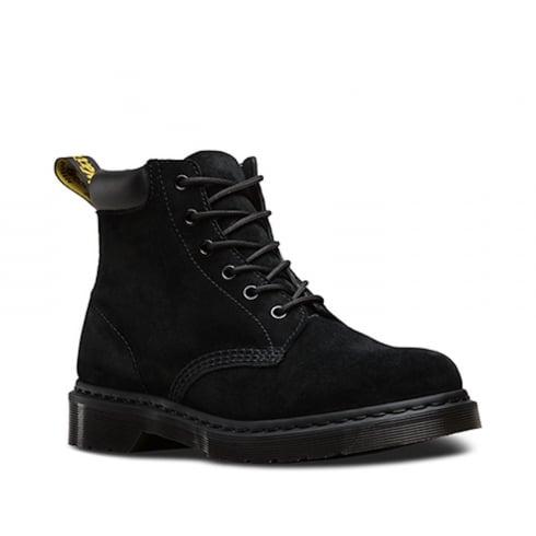 Dr. Martens Dr Martens 939 Soft Buck Womens Boots - Black - 21638001