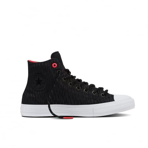 Converse All Star Chuck II Shield Mens Canvas - Black - 153532C