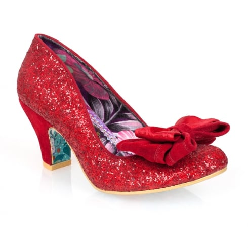 Irregular Choice Ban Joe - Red