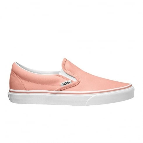 Vans Womens Classic Slip-On Tropical Peach Shoes