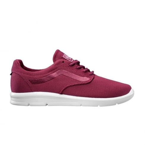 Vans Mesh Iso 1.5 Womens Berry Purple Lace Up Shoes