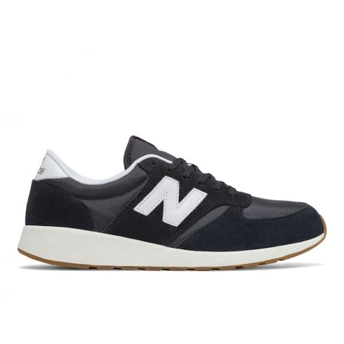 New Balance Unisex Re-Engineered 420 Black Trainers