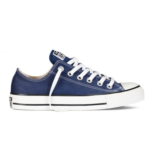 Converse Chuck Taylor All Star Classic Colours Navy Trainers