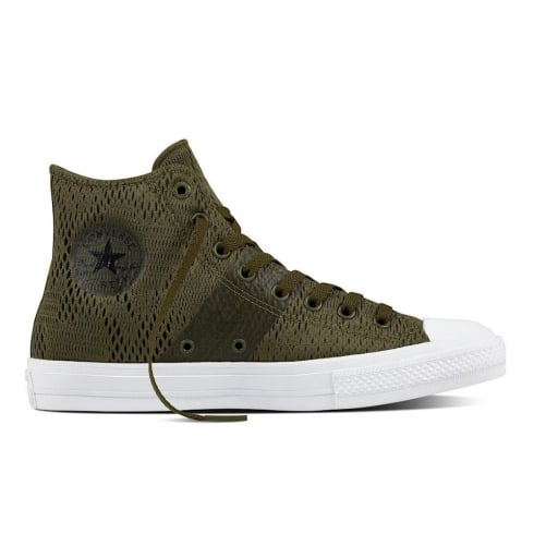 Converse Chuck II Engineered Mesh Hi Top Sneakers