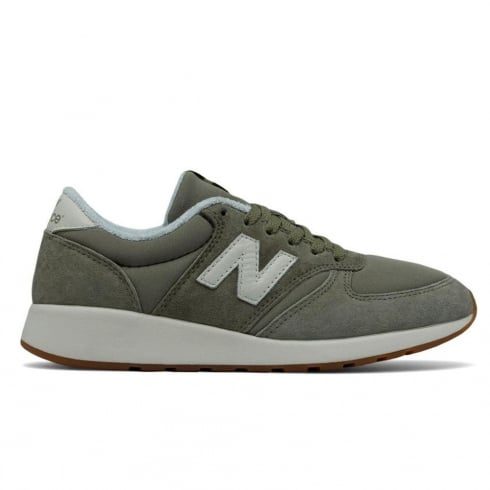 New Balance Womens Khaki 420 Re-Engineered
