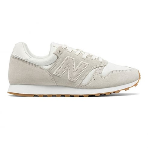 new balance 373 suede sneakers
