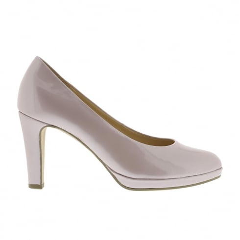 Gabor Splendid Rose Patent Court Shoes