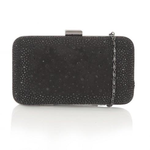 Lotus Diamante Lule Clutch Bag - Black - 1633