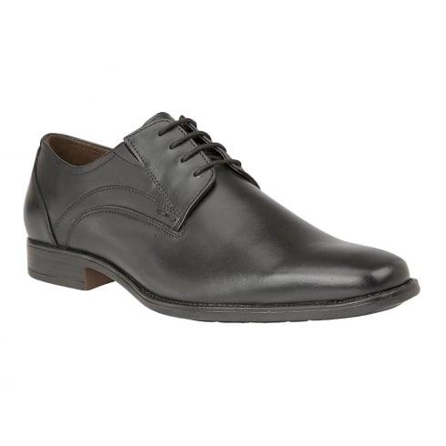 Lotus Mens Holgate Black Leather Lace Up Smart Shoes
