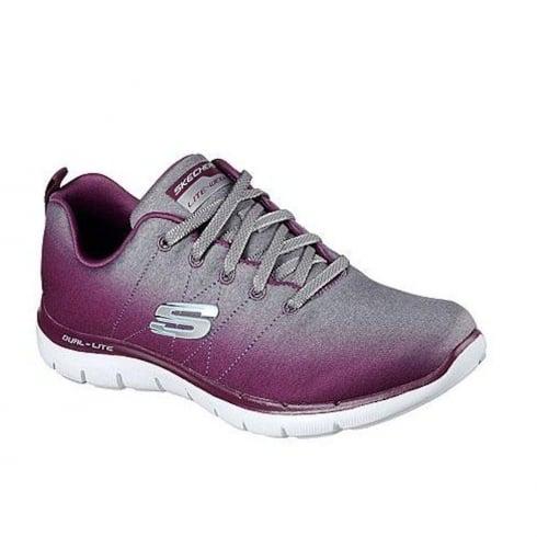 Skechers Womens Flex Appeal 2.0 Ombre Sneakers