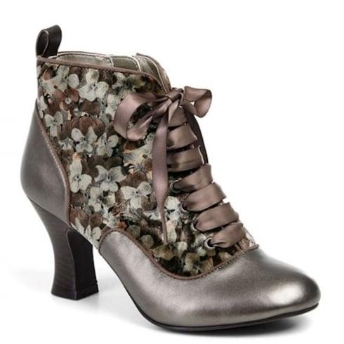 Ruby Shoo Bailey Heeled Boots - Mink