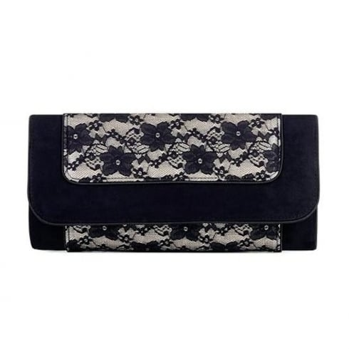 Ruby Shoo Charleston Clutch Bag - Lace