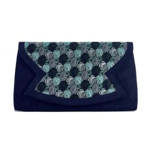 Ruby Shoo Turin Clutch Bag - Blue