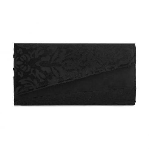 Ruby Shoo Darwin Clutch Bag - Black
