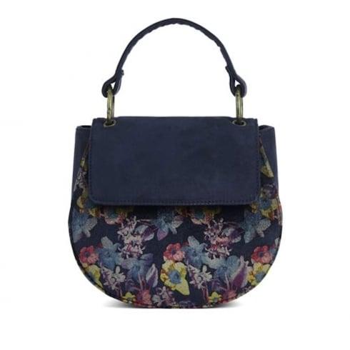 Ruby Shoo Acapulco Handbag - Navy