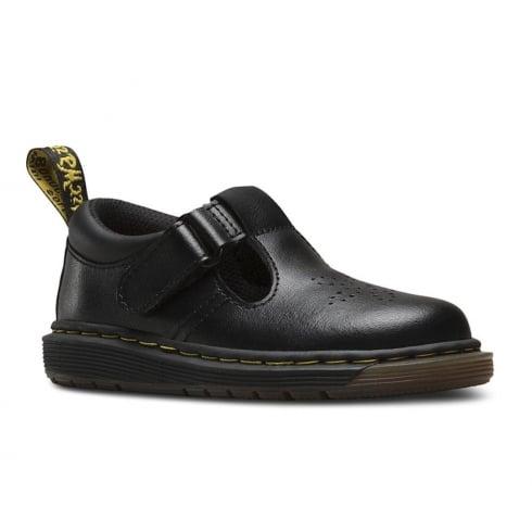 Dr. Martens Dr Martens Toddler Dulice Black T-bar Shoe