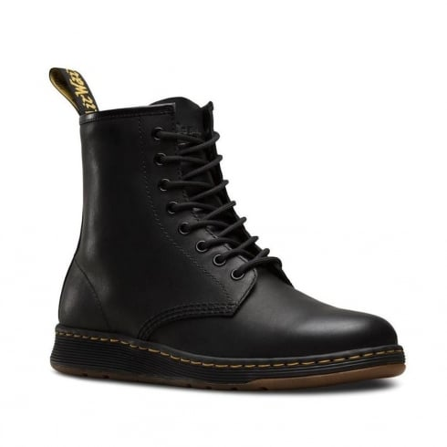 Dr. Martens Dr Martens Womens Newton Black Lace Up Ankle Boots