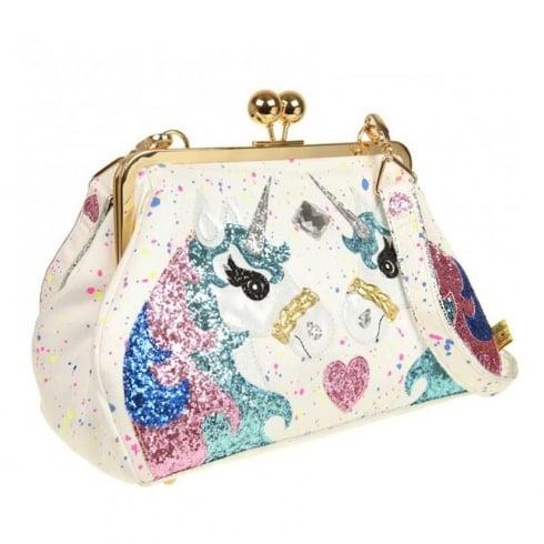 Irregular Choice Magic Pony White Unicorn Bag