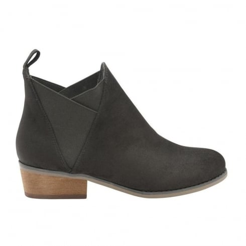 DOLCIS BLACK CHELSEA BOOTS SIZE 43