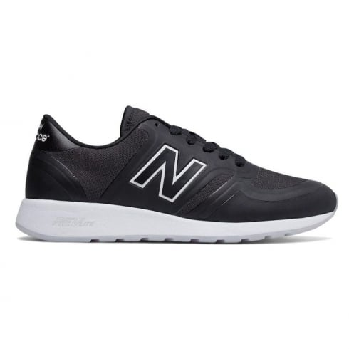 New Balance Classic WRL420 Womens Black/White Sneakers