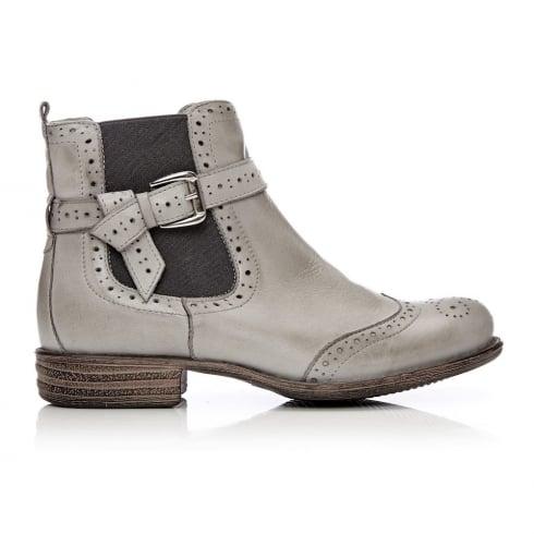 Moda In Pelle Calisi Chelsea Brogue Boot