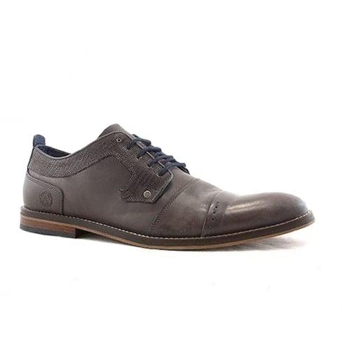 Escape Bapoon Mens Cloud Leather Lace Up Smart Shoe