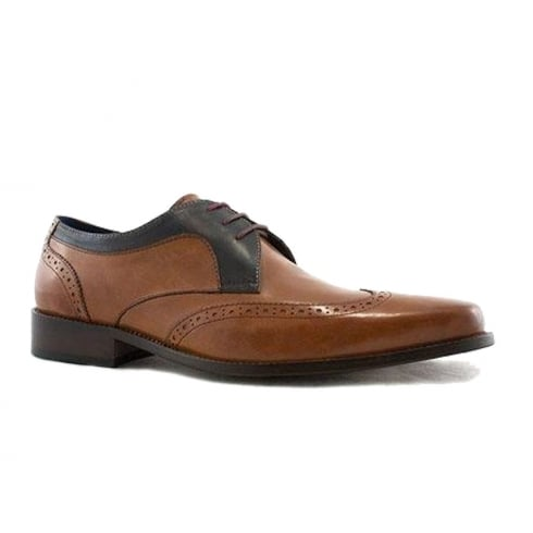 Lloyde & Pryce - Tommy Bowe Bowe & Bootmaker Barnard Oxford Whiskey Leather Smart Shoes