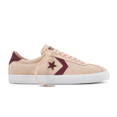 Converse Men's Breakpoint Ox Suede Low Top Trainers - Dusk Pink
