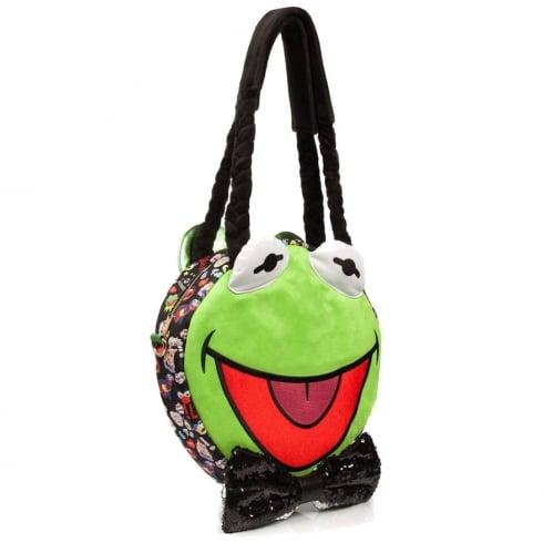 Irregular Choice Muppets - Hip Hop Happy Round Handbag