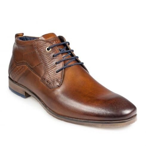 Pod Paul O'Donnell Men's Patrick Cognac Mid Boot