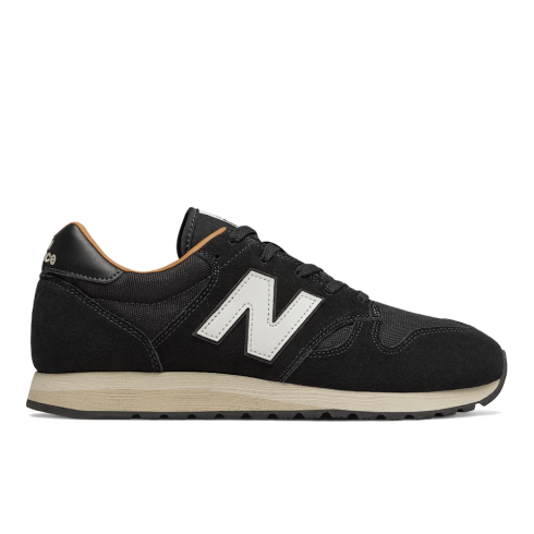 New Balance Unisex Running Classics 520 Black Sneakers